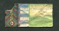 A concert ticket stub- Blondie Merriweather Post Md 80s