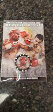 Mayweather Vs Maidana Limited Edition Boxing Chip by Richard T. Slone