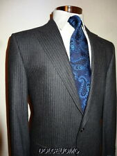 NEW $1500 HICKEY FREEMAN WOOL SUIT 42 L 36 W Cashmere Wool Blend WINTER WEIGHT