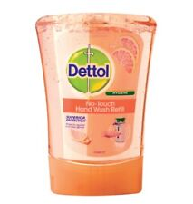 Dettol No-touch Antibacterial Hand Wash - Refill - Pink Grapefruit - 250ml