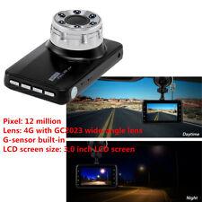 12 Millionen Pixel HD 1080 P Auto DVR Dash Cam Recorder 170 ° Weitwinkelobjektiv