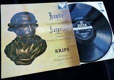 Haydn: Symphonies Nos. 94 & 99 - Josef Krips **Decca SXL 2098 WBg ED1 LP**