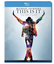 Michael Jackson This Is It Blu Ray Brand New & Sealed Complete