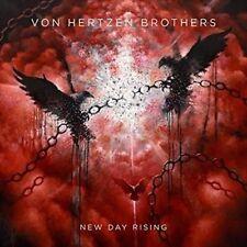 Day Rising 0602547166708 by Von Hertzen Brothers CD