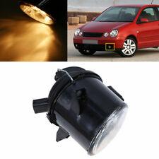 For VW Polo MK4 2001-2005 04 Left Side Fog Light Assembly Amber Lamp Bulb M2W937