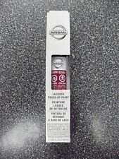 """Nissan Touch-Up Paint + Clear Coat """"Solid Red"""" Color Code A54"""