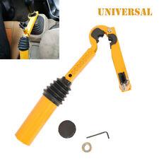 8-Hole Car Gear Shift Handbrake Lock Anti-theft Brake Stainless Steel Security