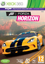 Forza Horizon XBOX 360 IT IMPORT MICROSOFT