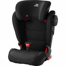 Britax Romer Kidfix 3 III M Car Seat Cosmos Black Isofix Booster 15-36kg 2/3 New