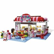 LEGO Friends 3061 City Park Cafe Complete Set All Original Pieces Are Included