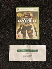 TOMB RAIDER UNDERWORLD MICROSOFT XBOX 360 COMPLETO PAL UK