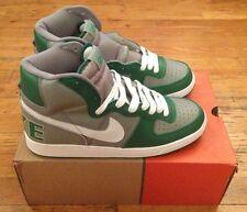 2004 Nike Terminator Hi (Size 9.5) Deadstock Vintage Boston Celtics Green Grey