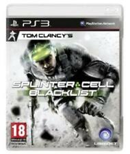 Splinter Cell: Blacklist (PS3) VideoGames
