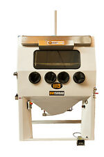 Wet blasting Aqua vapour sand Grit bead blaster UK manufactured from £9995+ VAT
