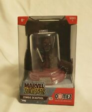 Domez Marvel Zombies Series 1: Wolverine Deadpool Thanos Hulk