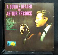 Arthur Prysock - A Double-Header With LP VG LP-2009 Old Town Mono Vinyl 1961 USA