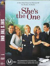 She's The One-1996-Jennifer Aniston-Movie-DVD