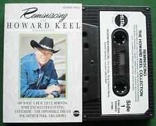Reminiscing Howard Keel Collection I Won't Send Roses + Cassette Tape - TESTED