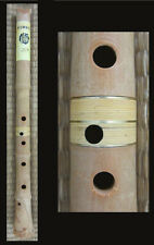 SHAKUHACHI ENHANCED 7 HOLE SHAKUHACHI YUU - A WORK OF ART FROM MONTY LEVENSON