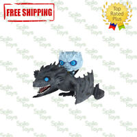 Funko POP! Night King & Icy Viserion Game of Thrones Glow in the Dark