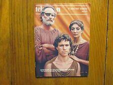 1981 St. Louis Post-Dispatch TV Mag(JULIAN  GLOVER/NICHOLAS  CLAY/JANE LAPOTAIRE