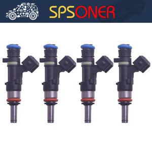 4pcs 0280158124 390cc fuel injector for 07-10 Ferrari 599GTB 6.0L V12