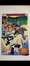 "Marvel 1980 Spider-Woman #29 ""Has Turned Killer"" Spider-Man & Enforcer App."