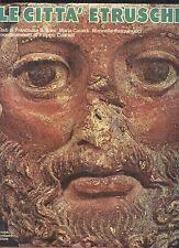 Le Citta Etrusche -- Francesca Boitani -- Etruscan cities, history and art
