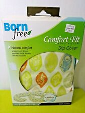 Born Free Comfort Fit Body Pillow Slip Cover 1 Piece Feather
