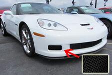C6 Corvette 2006-2013 Z06/Grand Sport/ZR1 Fog Light Grille Screens - Black
