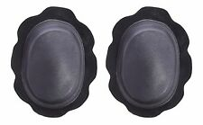Road/Racing/Track Motorcycle/Biker Knee Sliders Black PR7