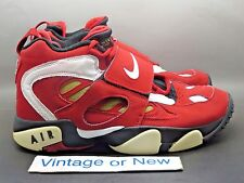Nike Air Diamond Turf II 2 49ers Deion Sanders 2012 sz 9.5