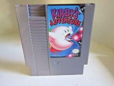 Kirbys Adventure NES Nintendo entertainment system Game only