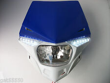 Ufo Road Legal Headlight Enduro Streetfighter Yzf Wr Wrf Dt Xt Yzf426 Dt125 Xtz