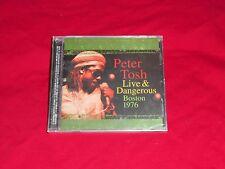 Peter Tosh – Live & Dangerous: Boston 1976