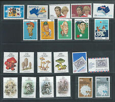 "1981 Australia ""The Collection of 1981 Australian Stamps"" Complete Set:MUH"