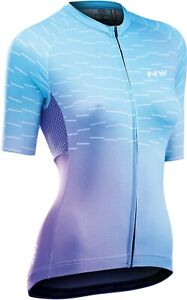 Northwave Ladies Blade Jersey Size Medium - Candy - Cycling Tops