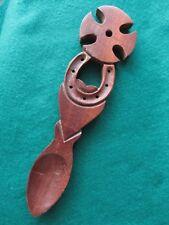 8 ¼ inch Welsh Love Spoon
