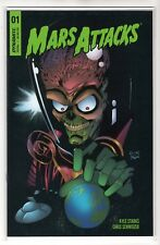 Mars Attack Issue #1 Dynamite Comics Cover B (1st Print 2018)