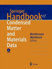Springer Handbook of Condensed Matter and Materials Data, , New Book