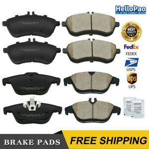 2008-/> Set of EB Rear Brake Pad/'s to fit Mercedes Benz C Class 204