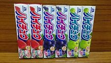 Hi chew (Hi-Chew)Japanese candy. 3 types six.Free Shipping