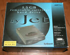SyQuest SyJet 1.5 GB External SCSI Removable Drive w/power supply
