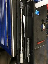 Snap-on torque wrench 1/2 Inch Drive