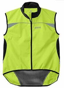 Proviz Men's Hi Visibility Cycling/Running Reflective Gilet Size Small - Yellow