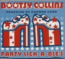 Bootsy Collins Party Lick-A-Ble's German CD Single Germany