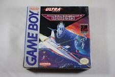 Nemesis (Nintendo Gameboy) NEW In Box Factory Sealed Near Mint