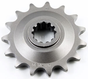 JT 630 Pitch 15 Tooth Front Sprocket JTF523.15 For Kawasaki GPz1100 ZX1100A
