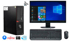 Fujitsu Esprimo PC SET | INTEL i5 4590  | + 22