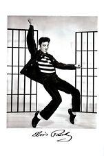 Elvis Presley - Jailhouse Rock  - Repro / Druck - F 27 UH